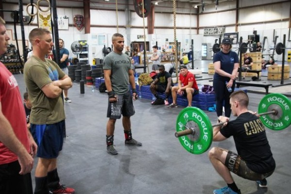 crossfit military discount