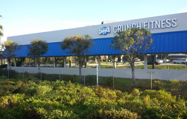 crunch fitness military discount