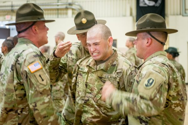 entry level separations are most common in military basic training