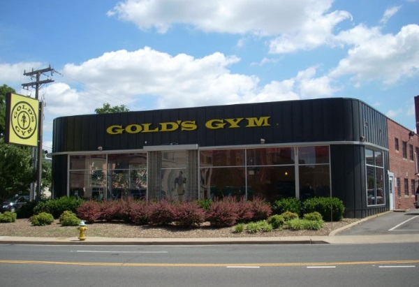 golds gym military discount