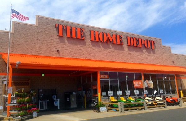 home depot military discount