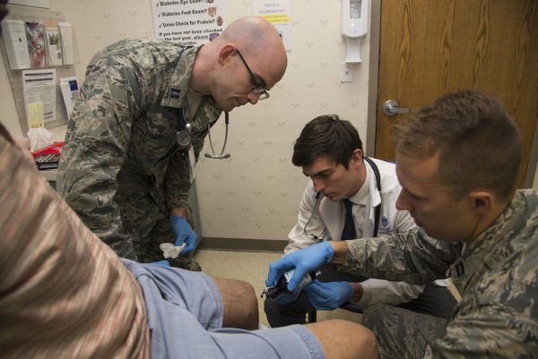 military medical separation - types of military discharge