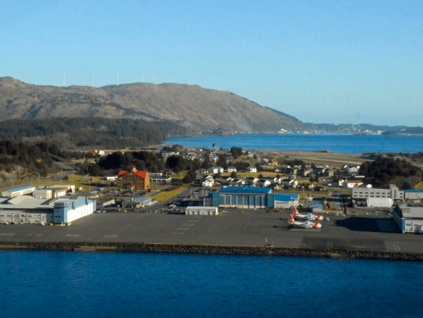 ISC Kodiak Coast Guard Base