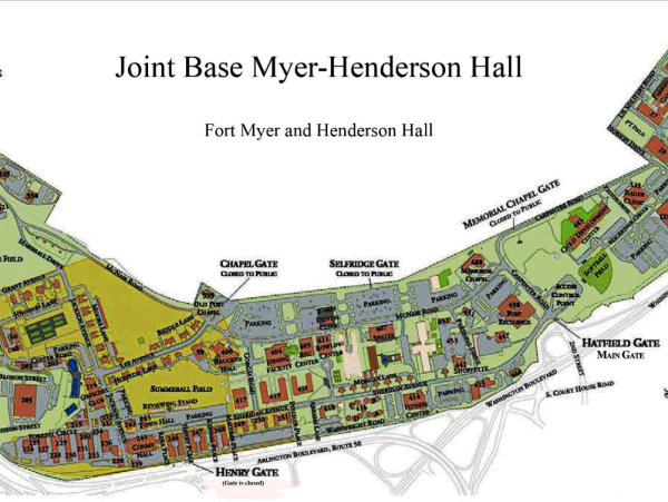 Joint Base Myer - Henderson Hall
