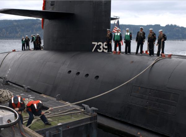 Naval Submarine Base Bangor
