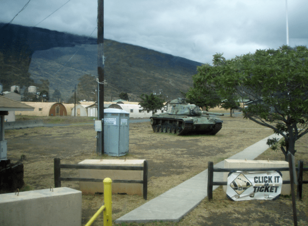 Pohakuloa Training Area