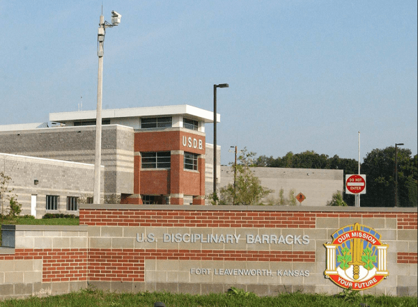 U.S Army Disciplinary Barracks