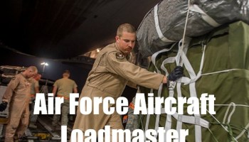 Special Missions Aviation (1A9X1): 2019 Career Profile