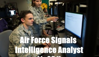 Air Force Intelligence Officer: What They Do, Pay, Training