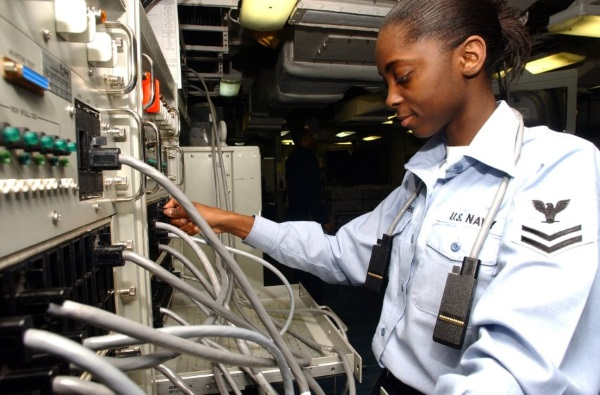 navy information systems technician