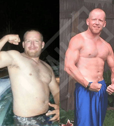 4 gauge pre workout before and after