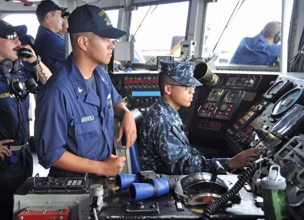 Navy Boatswain's Mate (BM): 2019 Career Details