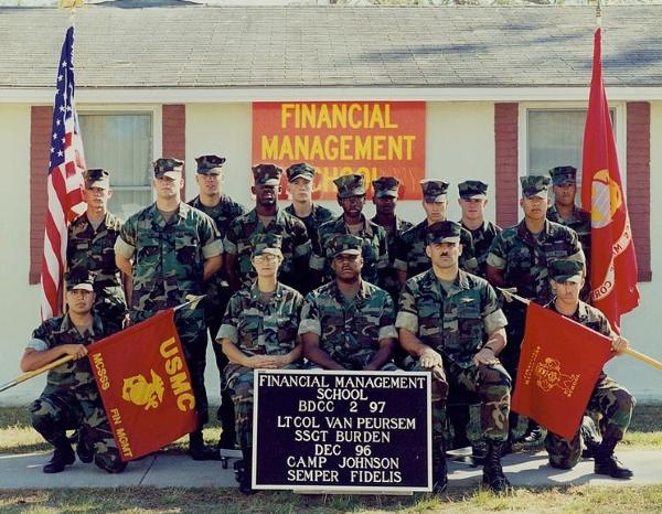 Marine Corps MOS 3451