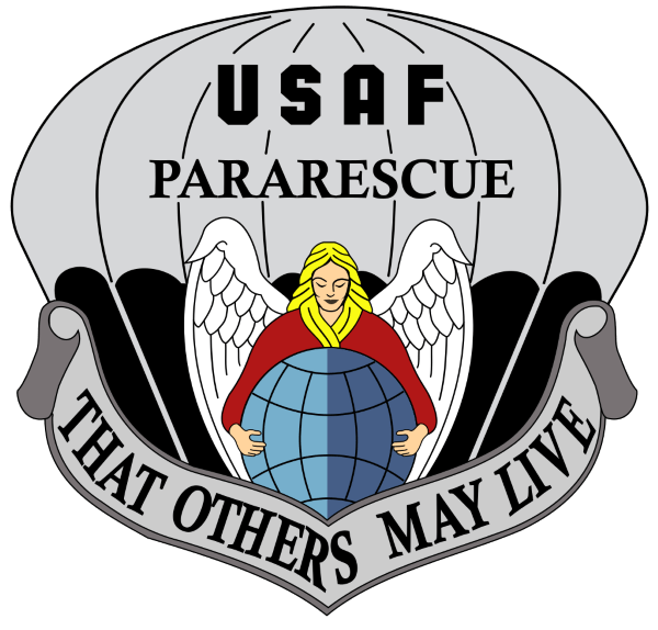 air force para rescue - that others may live
