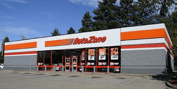 autozone military discount