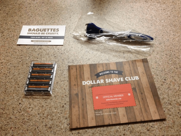 dollar shave club military discount