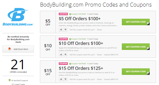 About Bodybuilding.com