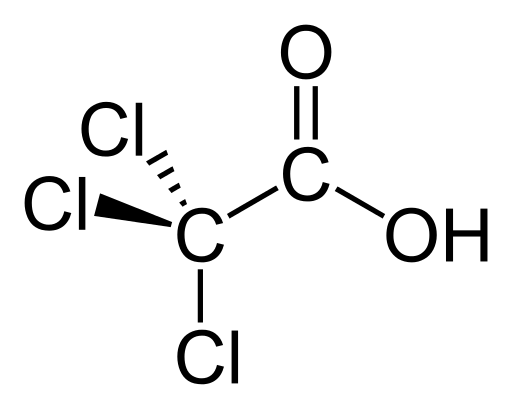 tca chemical structure