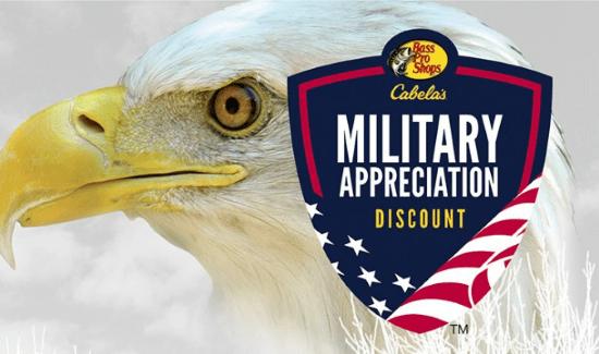 bass pro shop military appreciation discount