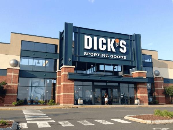 dicks sporting goods military discount