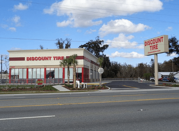 Discount Tire Military Discount:10% Off At Select Locations