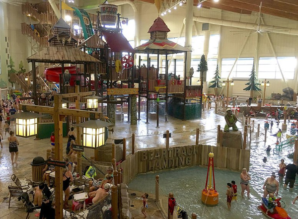 great wolf lodge military discount