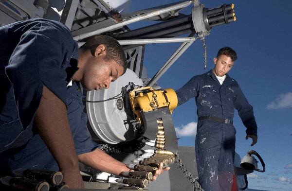 navy fire controlman - fc rate