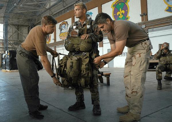 Navy Aircrew Survival Equipmentman (PR): 2019 Career Profile