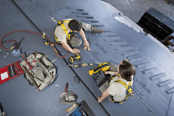 Air Force Aircraft Structural Maintenance (2A7X3)