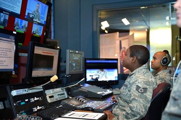 Air Force Broadcast Journalist 3N0X2