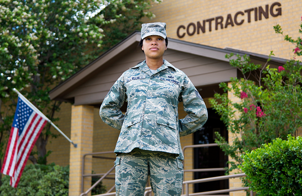 Air Force Contracting (6C0X1)