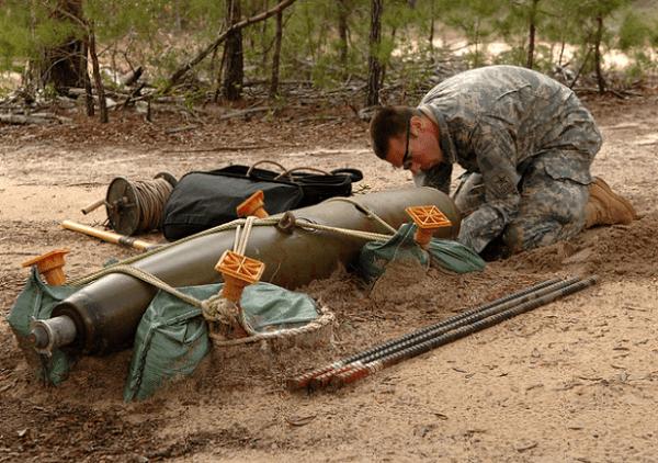 Air Force Explosive Ordnance Disposal (3E8X1): 2019 Career