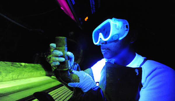 Air Force Nondestructive Inspection (2A7X2)