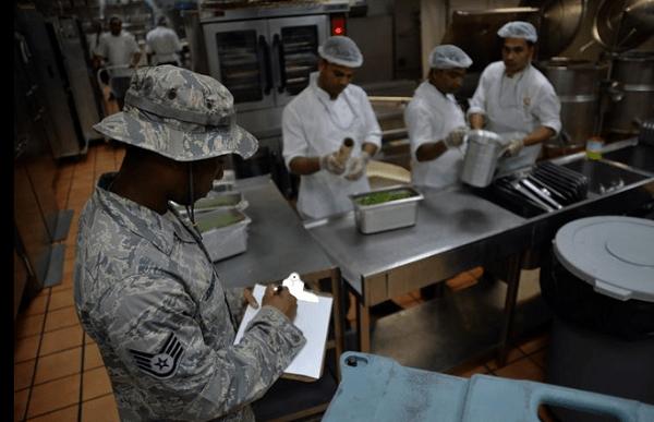 Air Force Public Health (4E0X1): 2019 Career Details