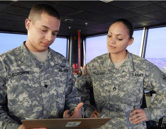 Army ATC Operator