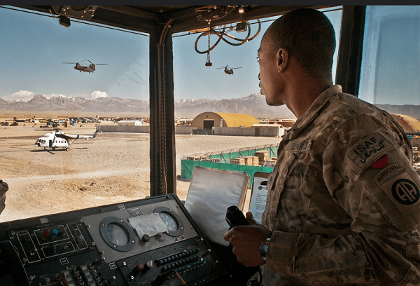 Army Air Traffic Control Operator (MOS 15Q)