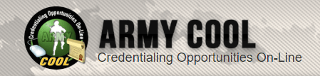 Army Cool Website