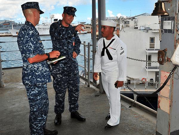 Navy Undesignated Seaman (SN)
