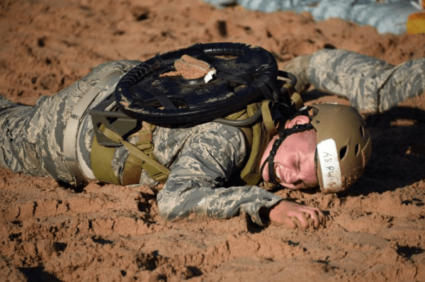 air force EOD training