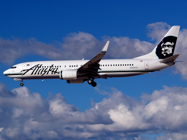 alaska airlines military