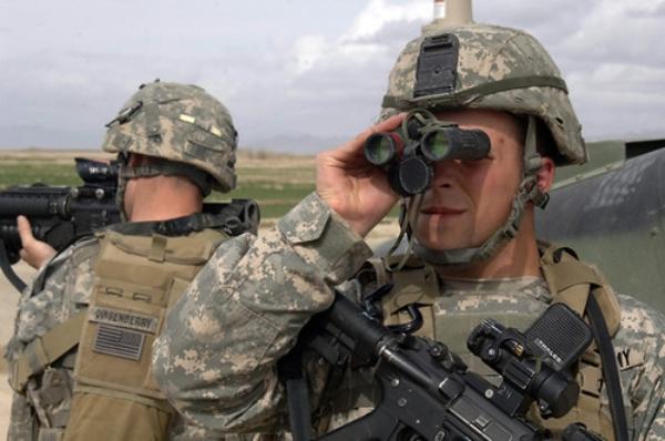 army mos 13f