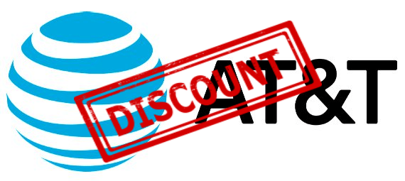 at&t military discount