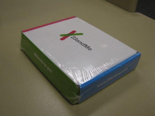 23andme box