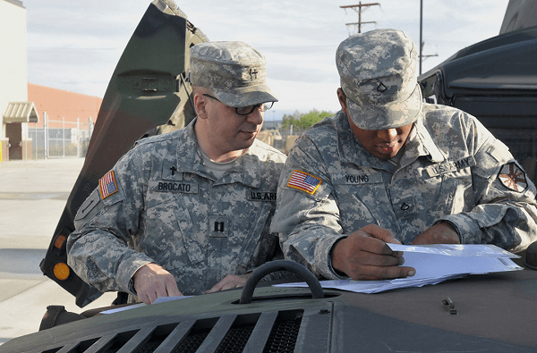 Army Chaplain Assistant (MOS 56M)