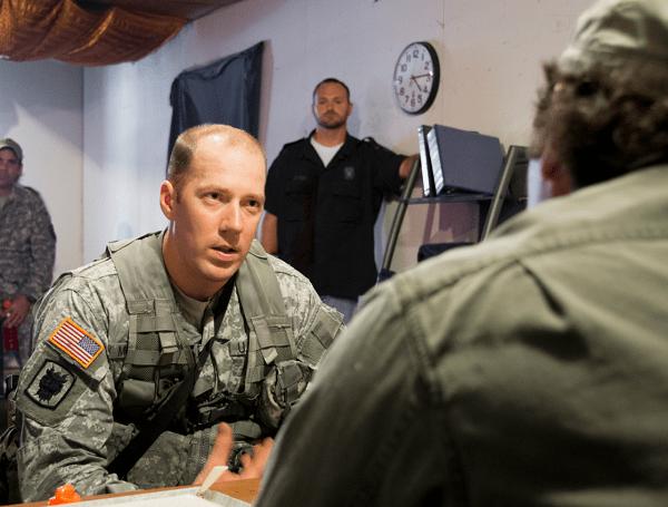 Army Civil Affairs Specialist