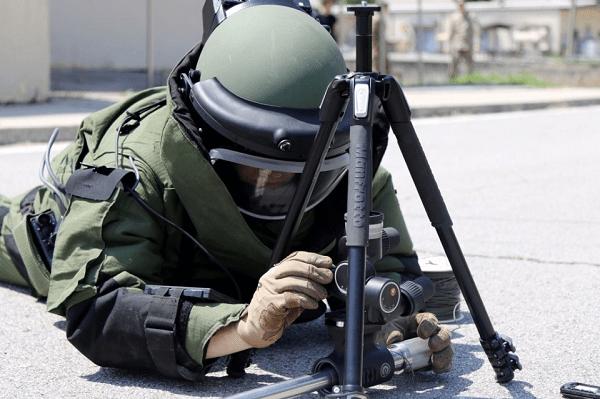 Army EOD MOS 89D