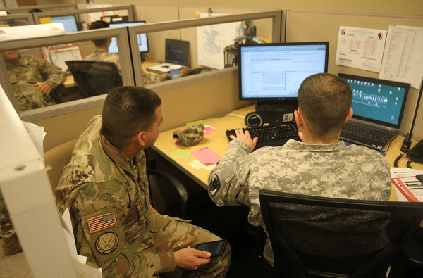 Army Human Resources Specialist