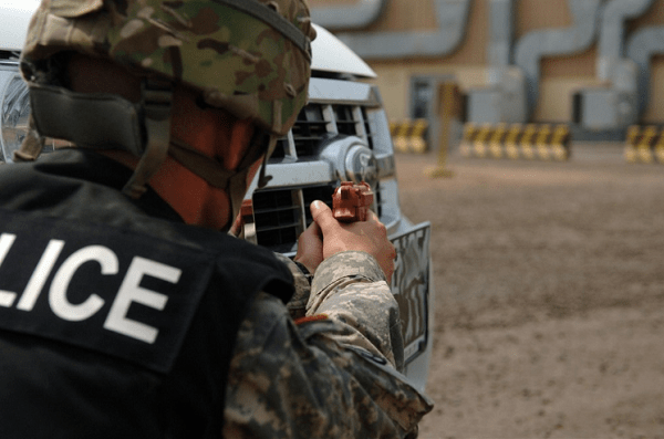 Army Military Police