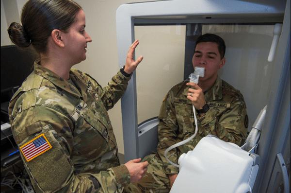 Army Respiratory Specialist