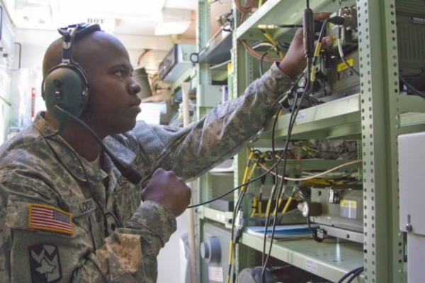Army Signal Support System Specialist - MOS 25U